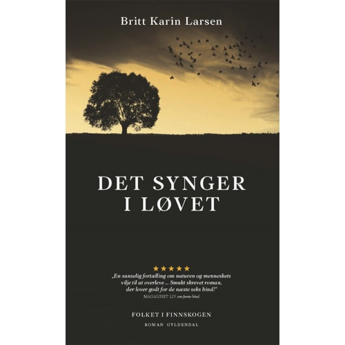 Image of   Det synger i løvet - Hæftet
