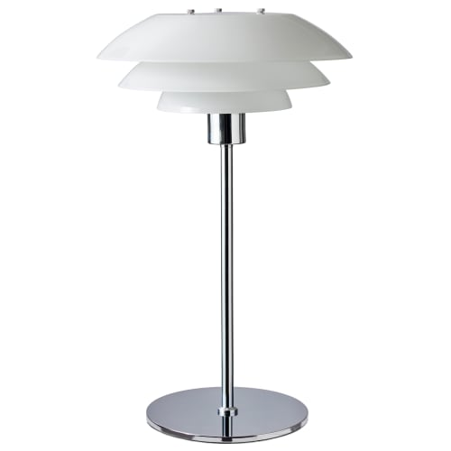 DybergLarsen bordlampe - DL31 - Opalglas