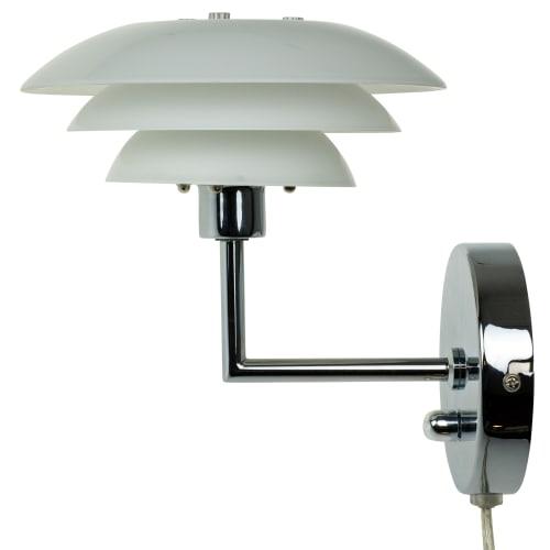 DybergLarsen væglampe - DL20 - Opal