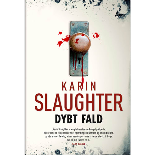 Image of   Dybt fald - Will Trent & Sara Linton 3 - Paperback