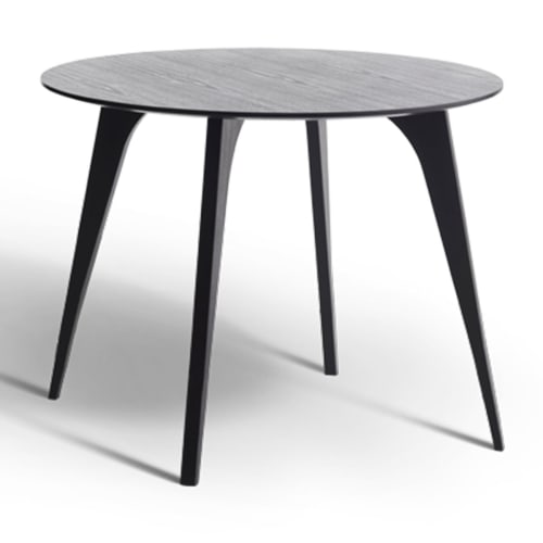 Erik Bagger barbord - Jazz Bar Table - Sort ask
