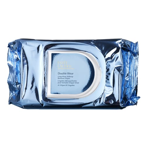 Image of   Estée Lauder Double Wear Long Wear Makeup Remover Wipes - 45 stk