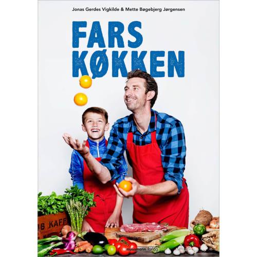 Fars køkken - Hardback