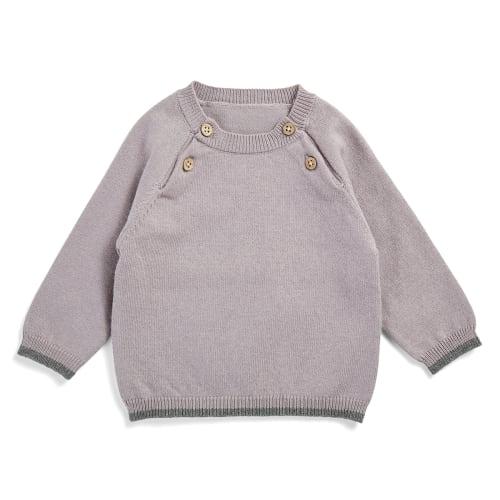 Friends sweater - Lys lilla