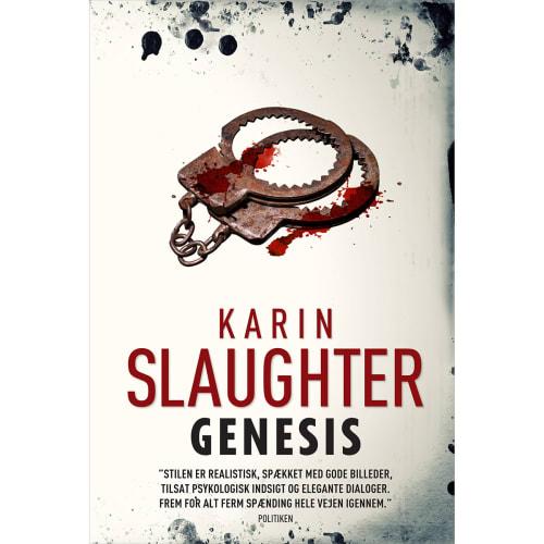 Image of   Genesis - Will Trent & Sara Linton 1 - Paperback