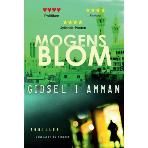 Gidsel i Amman - Maiken Tarp 1 - Paperback