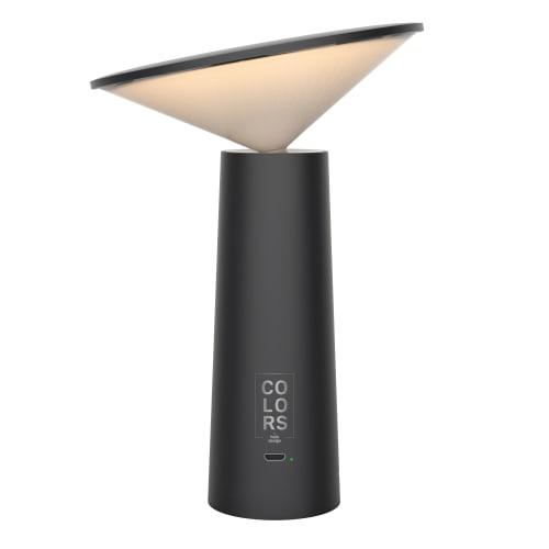 Image of   Halo Design bordlampe - Colors Mini Light House - Sort