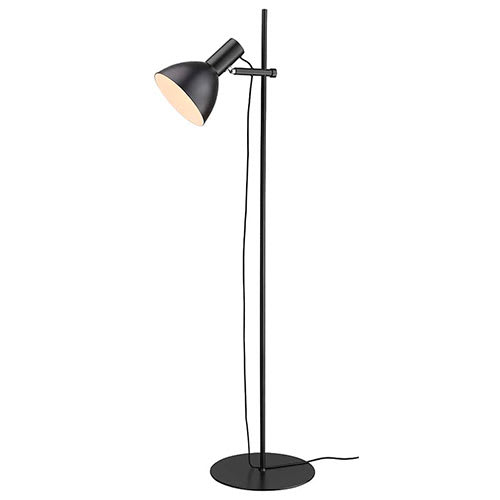 Image of   Halo Design gulvlampe - Baltimore - Sort