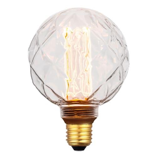 Image of   Halo Design LED-pære - Dim LED Facet Mini Globe