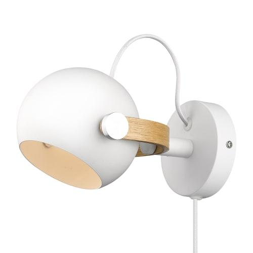 Image of   Halo Design væglampe - DC - Hvid