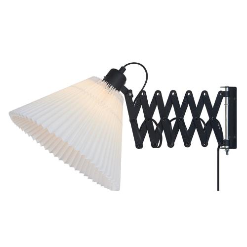 Image of   Halo Design væglampe - Medina X - Sort/hvid