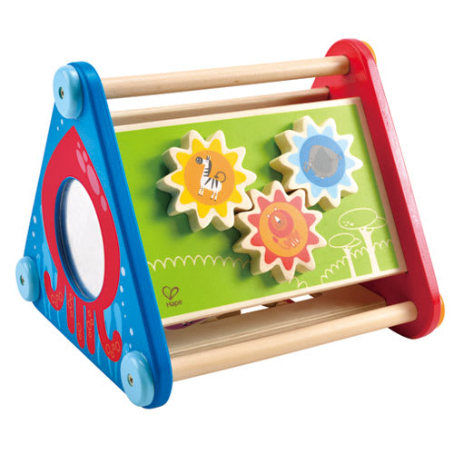 Image of   Hape aktivitetslegetøj - Take-Along Activity box