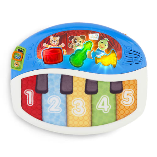 Image of   Hape klaver - Discover & Play Piano - Baby Einstein