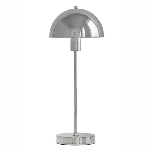 Image of   Herstal bordlampe - Vienda - Metal/krom