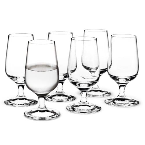 Image of   Holmegaard snapseglas - Bouquet - 6 stk.