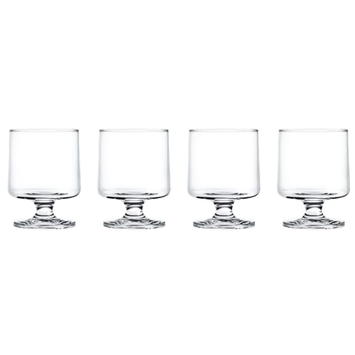Image of   Holmegaard vandglas - Stub - 4 stk.