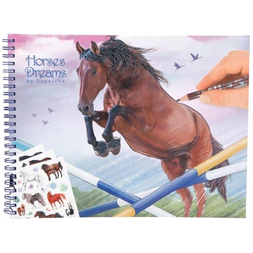 Image of   Horses Dreams malebog