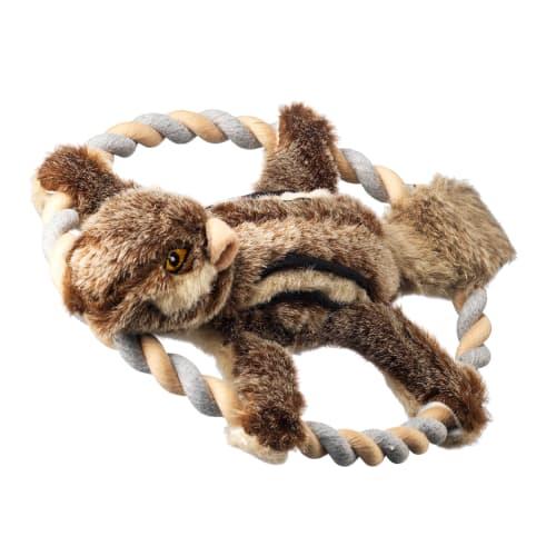 Hunter hundelegetøj - Egern
