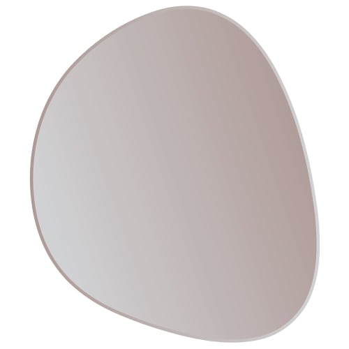 Incado spejl - Modern Mirrors - Rose Gold