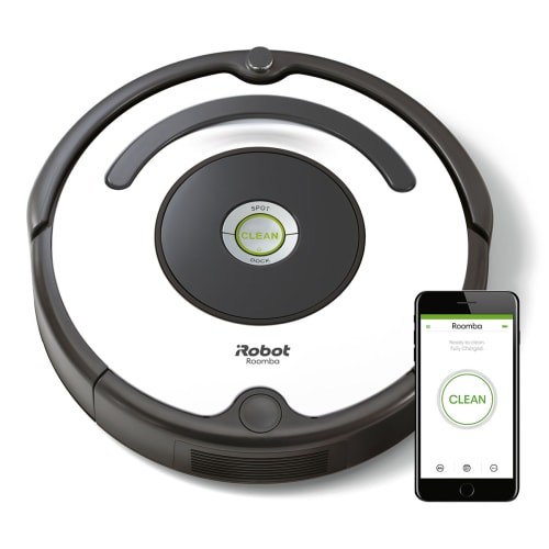 Image of   iRobot robotstøvsuger - Roomba 675 - Grå