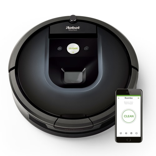 Image of   iRobot robotstøvsuger - Roomba 981