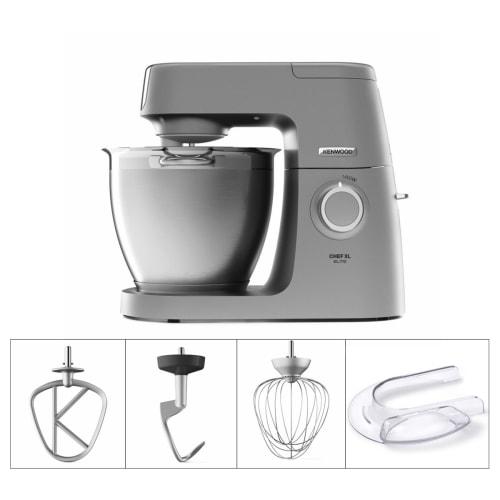 Kenwood Køkkenmaskine - Chef Xl Elite - Kvl6100s