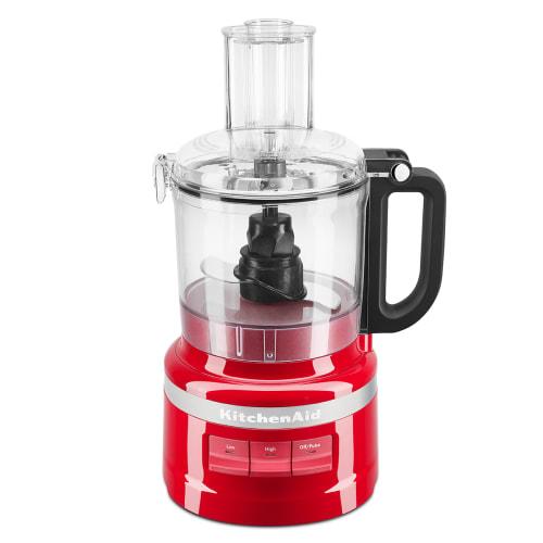 Kitchenaid Foodprocessor - 7 Cup - Rød