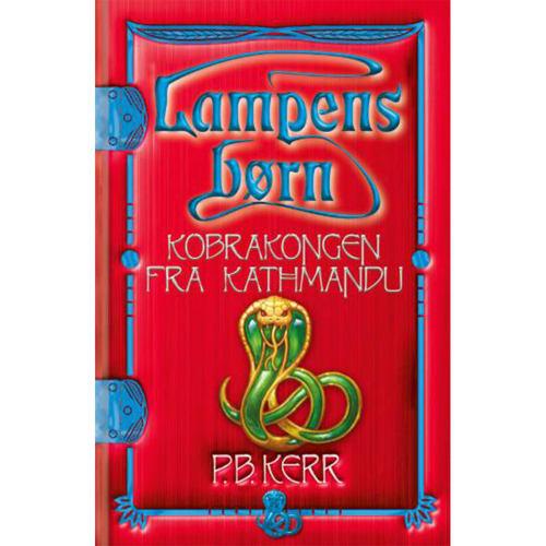 Kobrakongen fra Kathmandu - Lampens børn 3 - Paperback