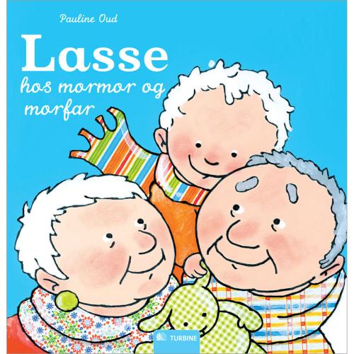 Lasse hos mormor og morfar - Indbundet