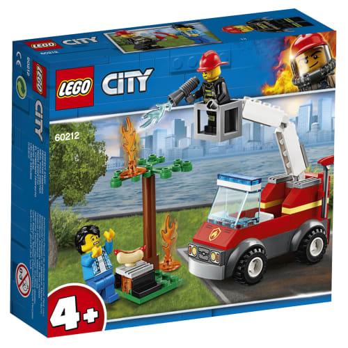 LEGO City Grillbrand