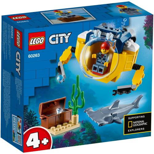 LEGO City Oceans Mini-ubåd