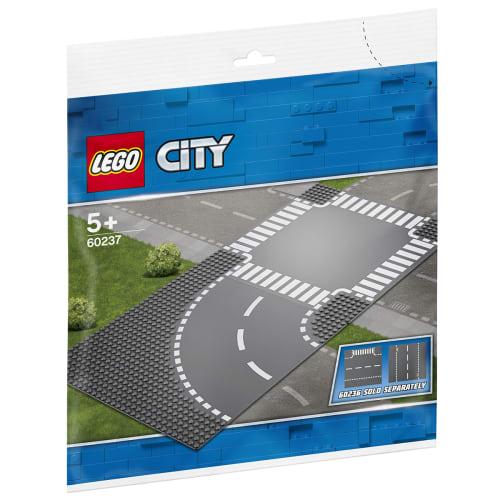 LEGO City Vejsving og kryds