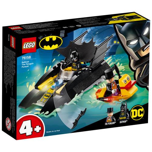 LEGO DC Comics Super Heroes - Batbåd - Pingvinjagten!