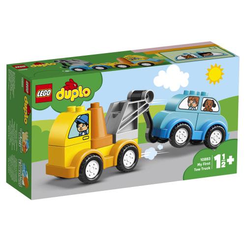 LEGO DUPLO Min første kranvogn