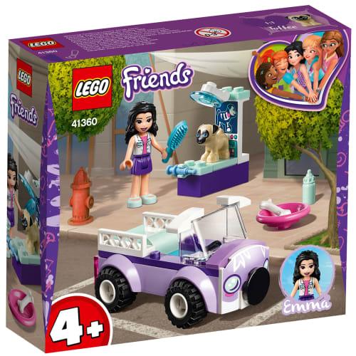 LEGO Friends Emmas mobile dyrlægeklinik