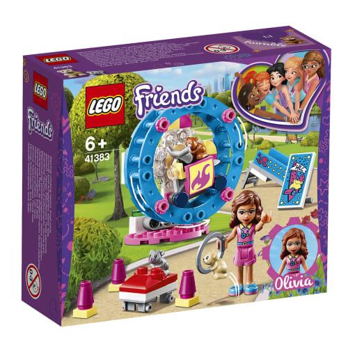 LEGO Friends Olivias hamsterlegeplads
