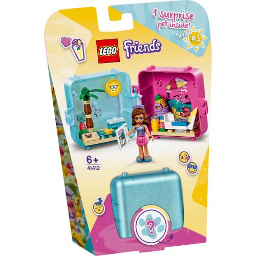 LEGO Friends - Olivias sommerlegeboks