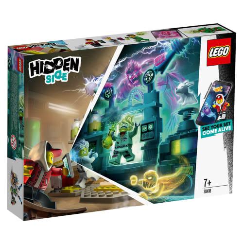 LEGO Hidden Side J.B.'s spøgelseslaboratorium