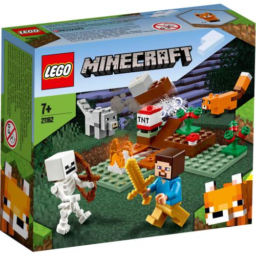 LEGO Minecraft - Tajga-eventyret