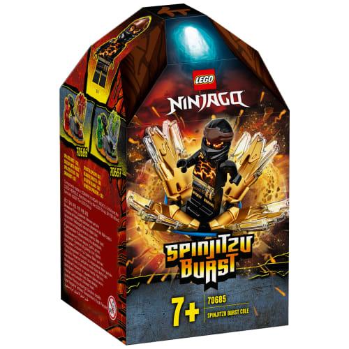 LEGO Ninjago - Spinjitzu-drøn - Cole