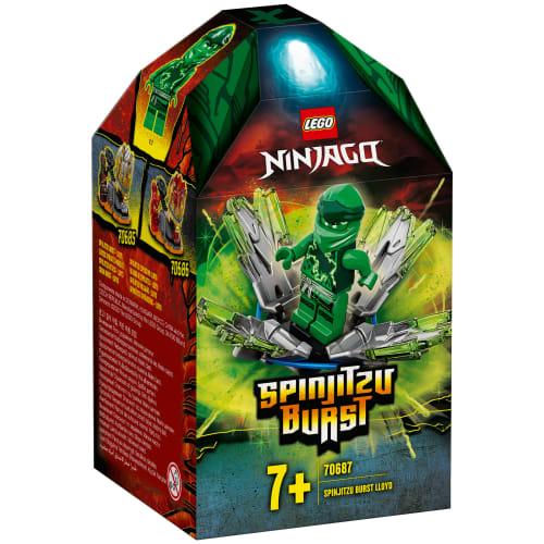 LEGO Ninjago - Spinjitzu-drøn - Lloyd