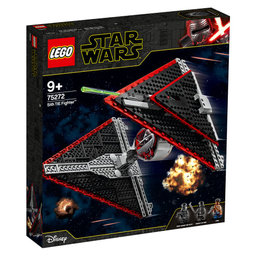 Image of   LEGO Star Wars Episode lX Sith TIE-jager