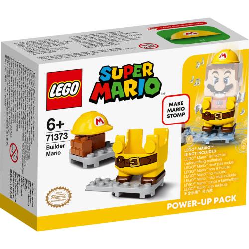 LEGO Super Mario Bygge-Mario powerpakke