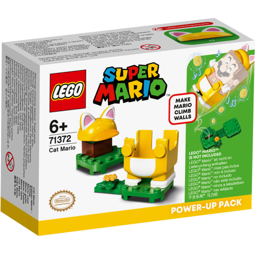 LEGO Super Mario Katte-Mario powerpakke
