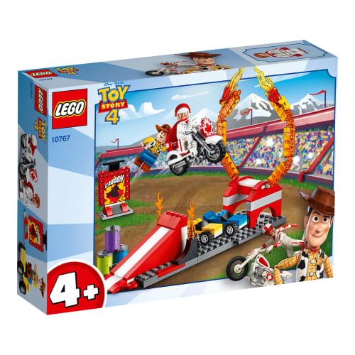 LEGO Toy Story 4 Duke Cabooms stuntshow