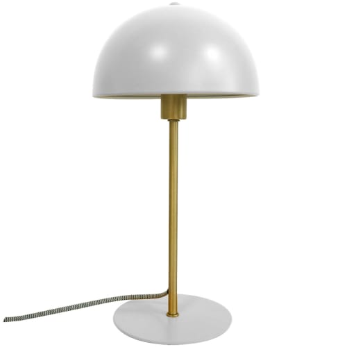 Image of   Leitmotiv bordlampe - Bonnet - Hvid