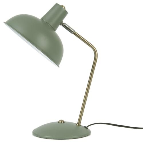 Image of   Leitmotiv bordlampe - Hood - Grøn