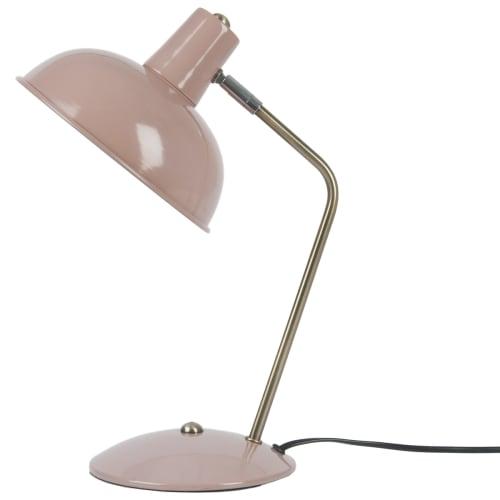 Image of   Leitmotiv bordlampe - Hood - Rosa