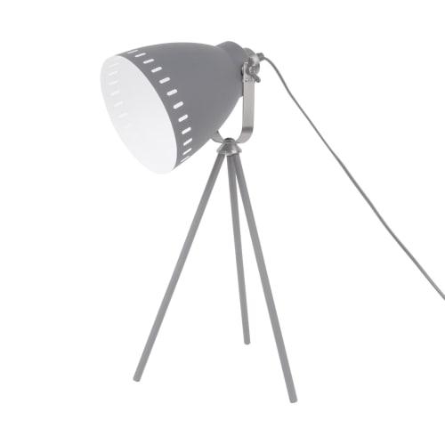 Image of   Leitmotiv bordlampe - Mingle LM 1617 - Grå