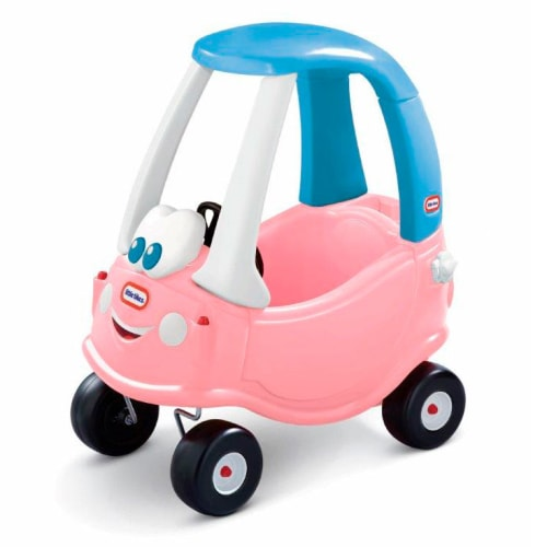 Little Tikes gåbil - Cozy Coupe - Lyserød